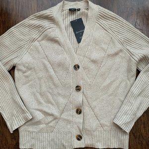 NWT grandpa cardigan - size xl